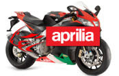 Carena ABS Aprilia