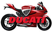 Carena ABS Ducati