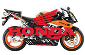 Carena ABS Honda