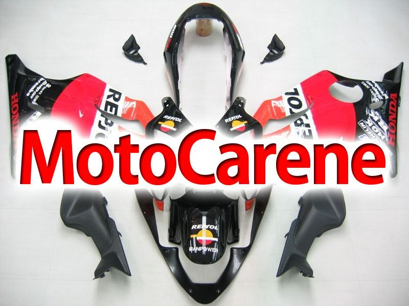 HONDA CBR 600 f4i anno 2004 2007 Carena ABS Fairing Art 05 Repsol HRC Man power