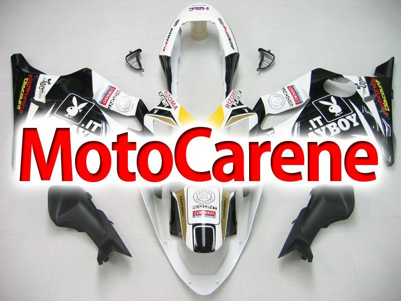 HONDA CBR 600 f4i anno 2004 2007 Carena ABS Fairing Art 15 Playboy racing