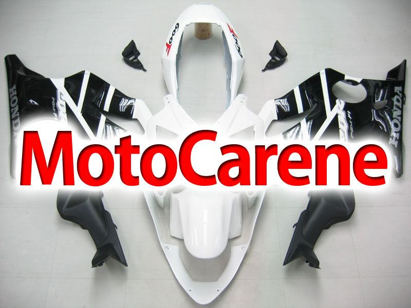 HONDA CBR 600 f4i anno 2004 2007 Carena ABS Fairing Art 31 White Black