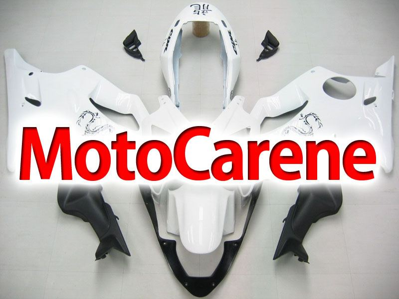 HONDA CBR 600 f4i anno 2004 2007 Carena ABS Fairing Art 23 White Japan
