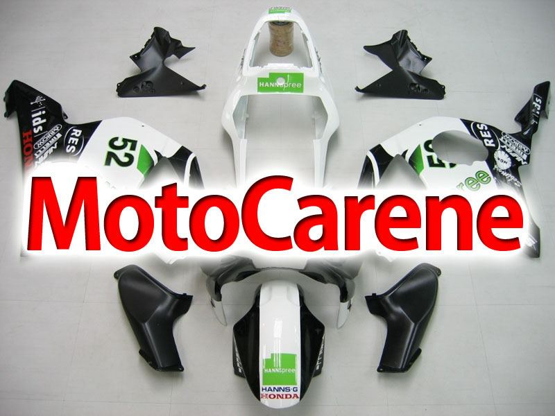 HONDA CBR 954 RR ANNO 02 03 Carena Fairing ABS Art 19 Hannspree 52