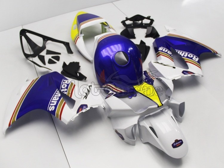 HONDA VFR 800 Carena ABS anno 2002 2012 Fairing Art 03 Rothmans