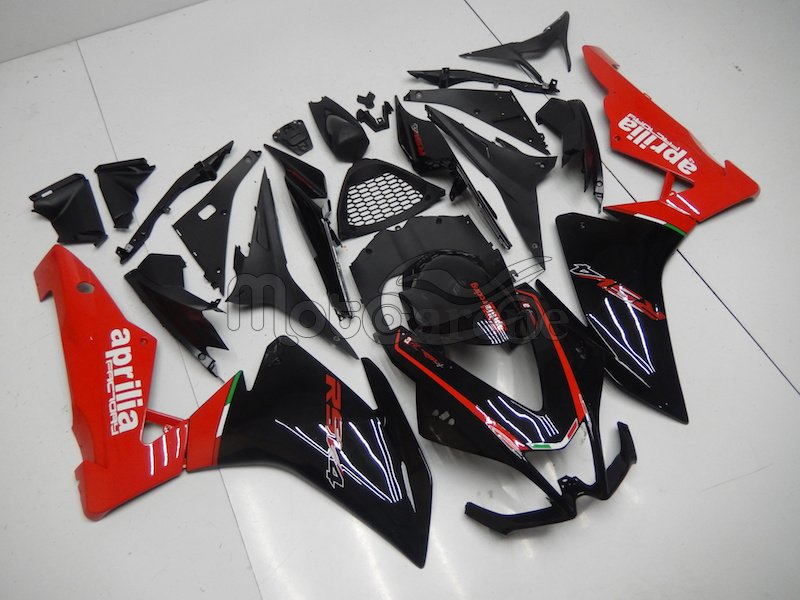 APRILIA RSV4 Kit Carena in ABS anno 2010-2015  Art 01