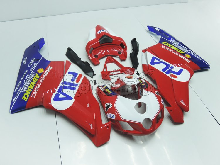 DUCATI Carena ABS 999 749 anno 2005-2006 Kit completo Fairing Art 06 Fila