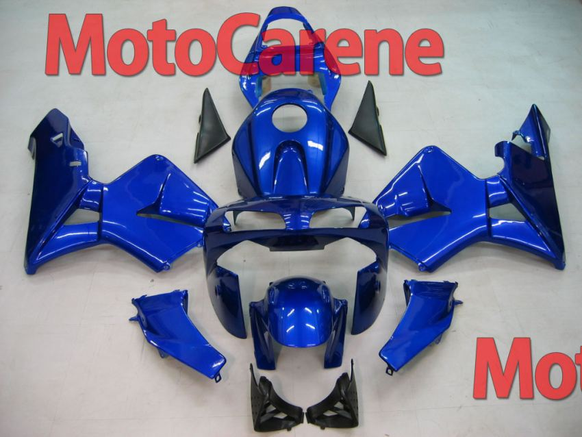 HONDA CBR 600RR Carena ABS Anno 2003 2004  ART. 12 Blu Total
