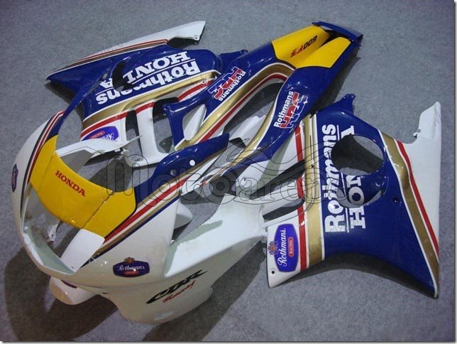 HONDA CBR 600 f anno 1997- 1998 Carena ABS Fairing Art 03 Rothmans