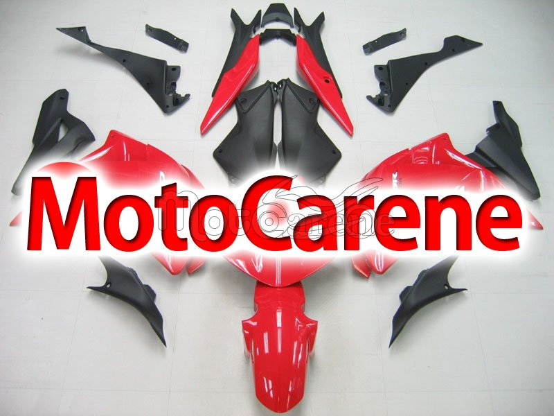 HONDA CBR 250RR Carena ABS anno 2011 2013 Fairing Art 03 Red