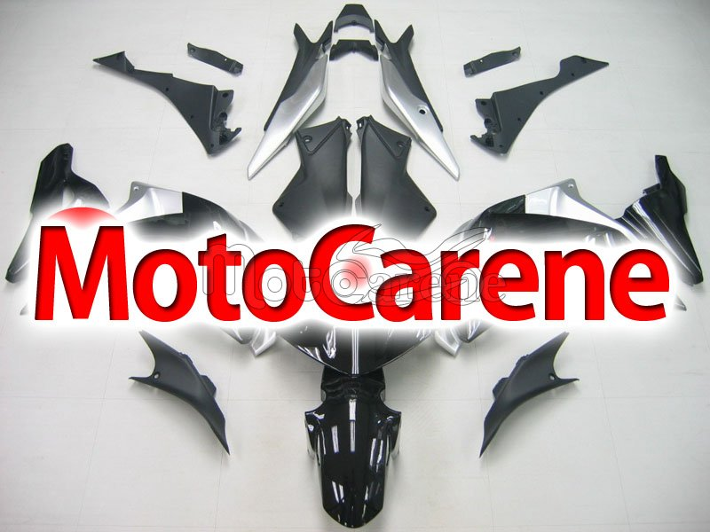 HONDA CBR 250RR Carena ABS anno 2011 2013 Fairing Art 06 black silver