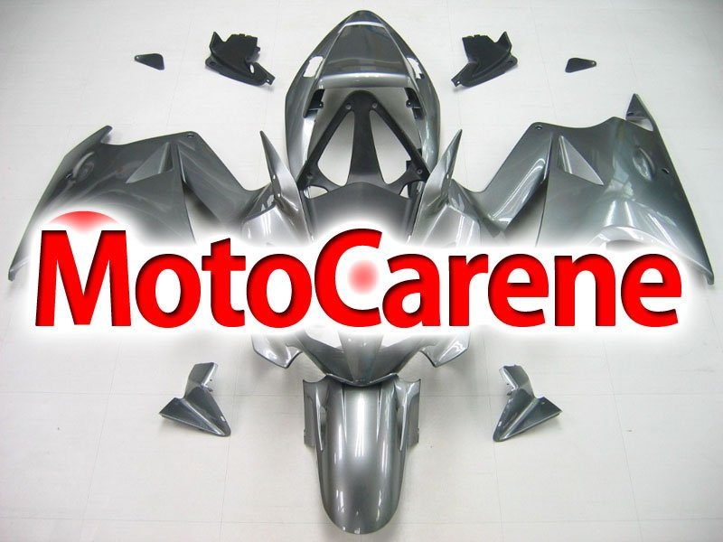 HONDA VFR 800 Carena ABS anno 2002 2012 Fairing Art 07 Grey soft