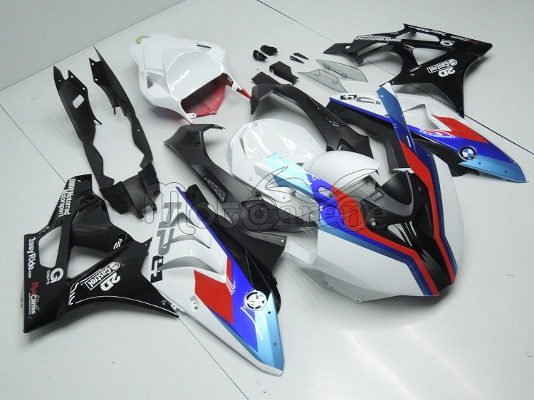 BMW 1000 RR kit Carena ABS HP4 Art. 08 Official safety Pista