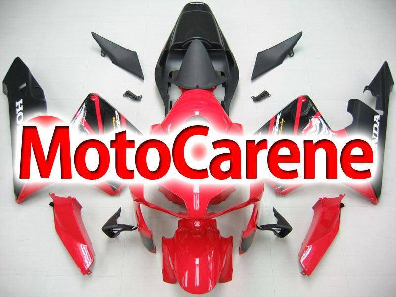 HONDA CBR 600RR Carena ABS Anno 2003 2004  ART. 05 Red black