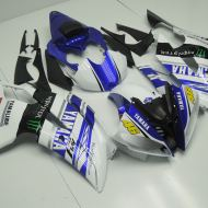 YAMAHA YZ-F R6 carena ABS year 2008 2014 art 21  M1 motgp 2014 Vale 46
