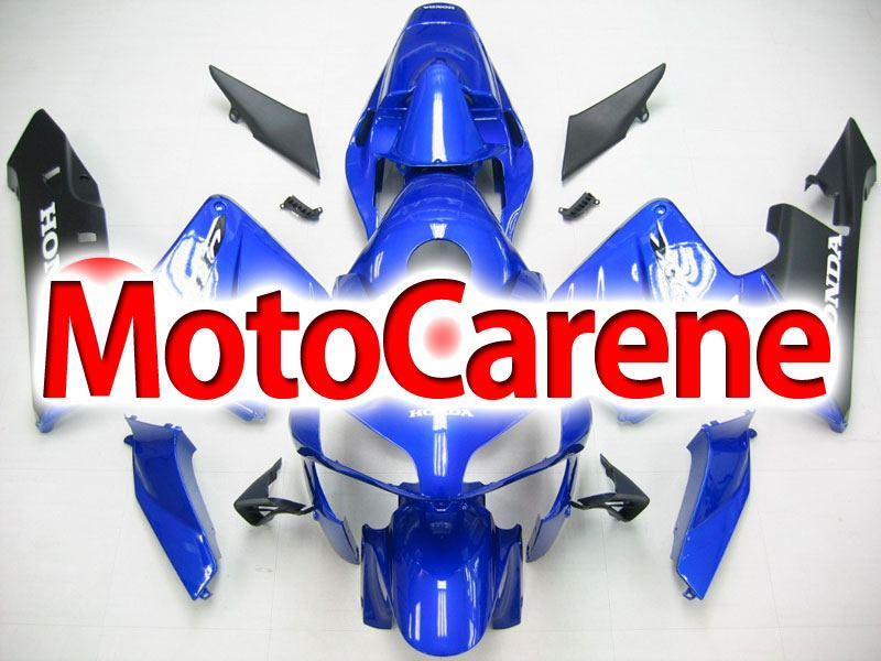 HONDA CBR 600RR Carena ABS Anno 2003 2004  ART. 04 Blue total