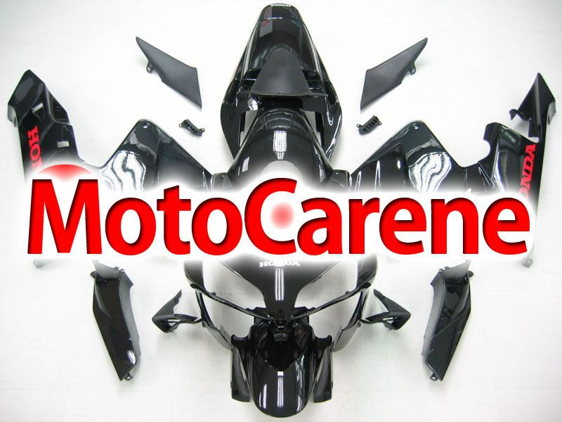 HONDA CBR 600RR Carena ABS Anno 2003 2004  ART. 02 Black Write Red