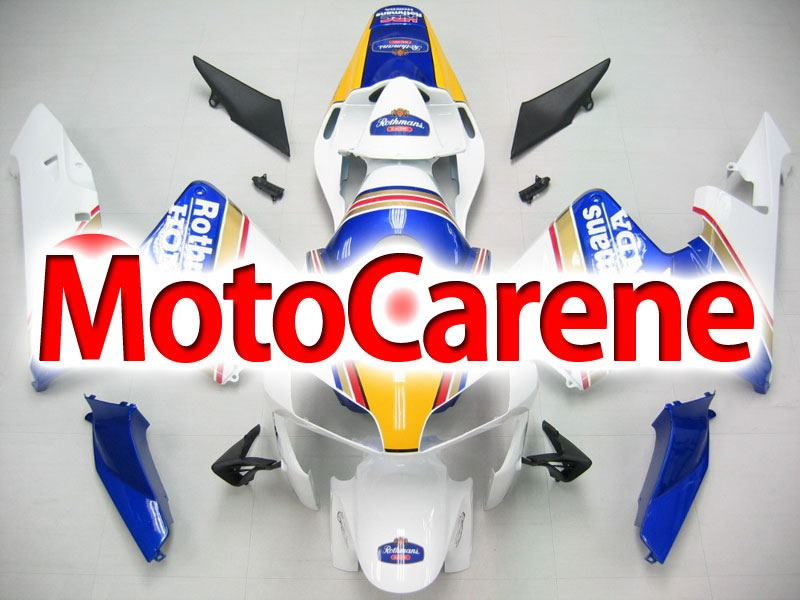 HONDA CBR 600RR Carena ABS Anno 2003 2004  ART. 07 Rothmans