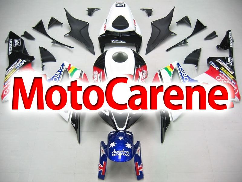 HONDA CBR 600RR Carena ABS Year 2007 2008 Fairing Art 02 Denso Lee