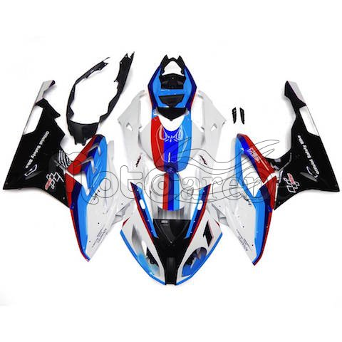 BMW 1000 RR kit Carena ABS HP4 Art. 08 Official safety Stradale