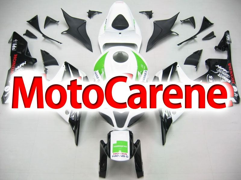 HONDA CBR 600RR Carena ABS Year 2007 2008 Fairing Art 09 Hannspree