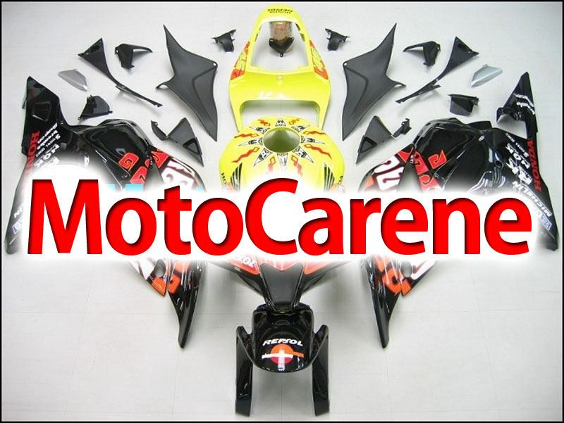 HONDA CBR 600RR Carena ABS Year 2009 2012 Fairing Art 06 Repsol Flue Doctor