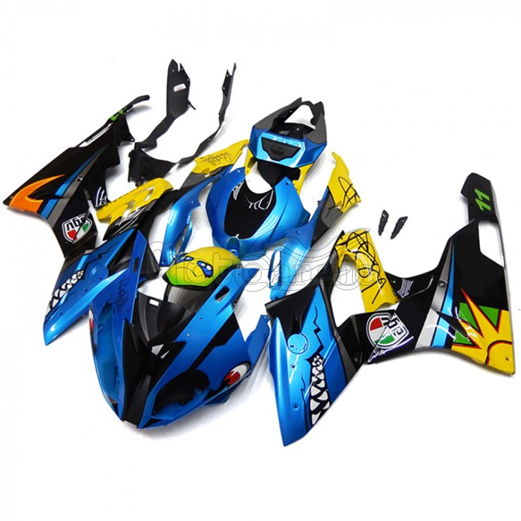 BMW 1000 RR Carena ABS anno 2015-2016 art.04 shark