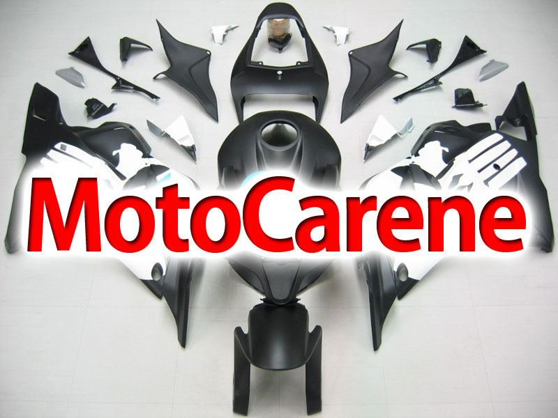 HONDA CBR 600RR Carena ABS Year 2009 2012 Fairing Art 14 Cow Black
