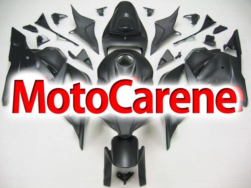 HONDA CBR 600RR Carena ABS Year 2009 2012 Fairing Art 15 Nero Opaco
