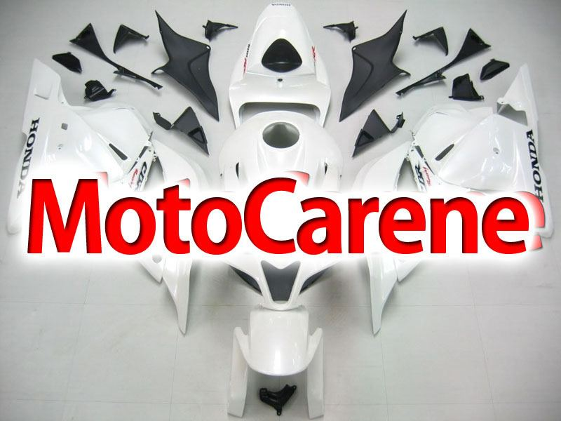 HONDA CBR 600RR Carena ABS Year 2009 2012 Fairing Art 17 Bianco Totale