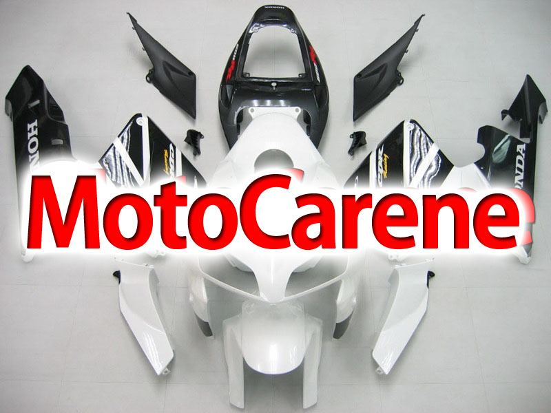 Honda CBR 600 RR 2005-2006 CARENA ABS ART 16 BLACK WHITE