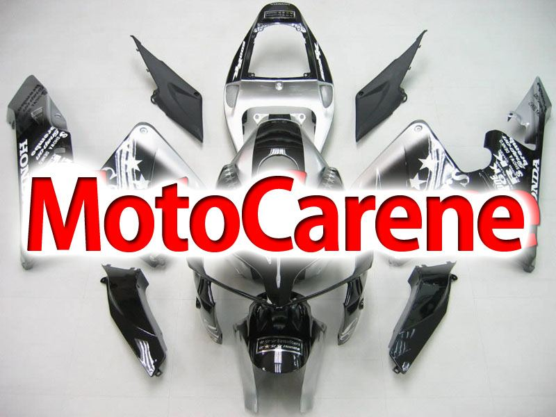 Honda CBR 600 RR 2005-2006 CARENA ABS ART 28 SEVEN STAR BLACK