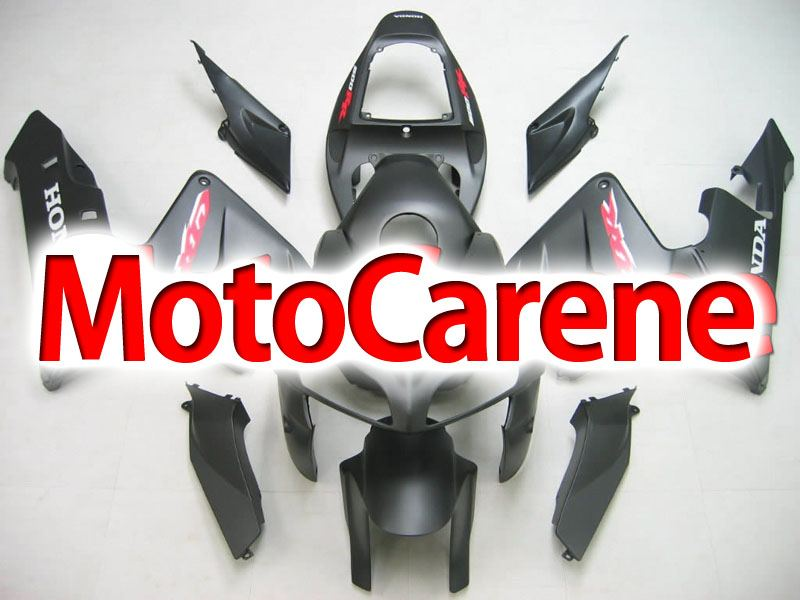 Honda CBR 600 RR 2005-2006 CARENA ABS ART 38 NERO OPACO