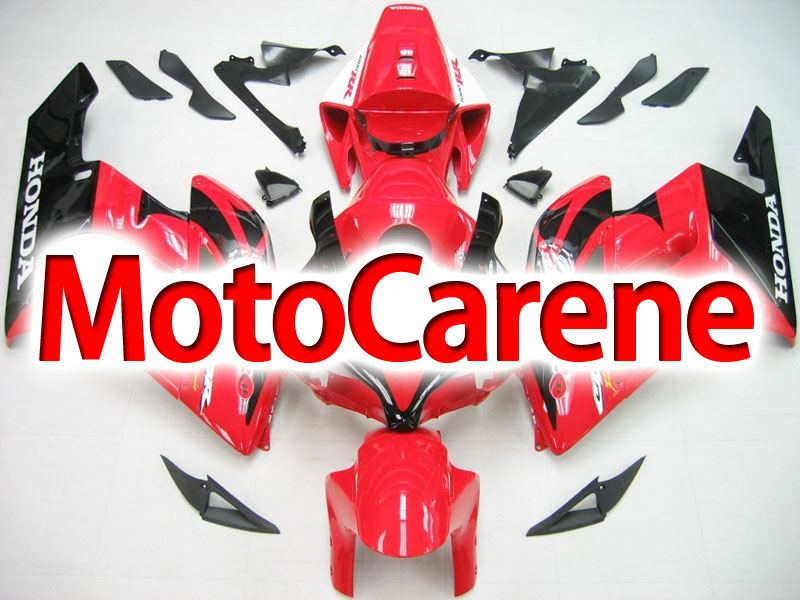 HONDA CBR 1000 RR Year 04 05 Carena Art 02 Red Devil