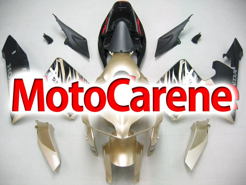Honda CBR 600 RR 2005-2006 CARENA ABS ART 43 GOLD FIRE
