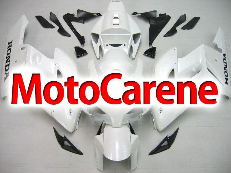 HONDA CBR 1000RR Year 04 05 Carena ABS Kit Bodywork Fairing Art 28 Bianco Madre Perla