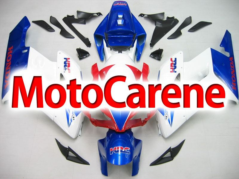 HONDA CBR 1000RR Year 04 05 Carena ABS Kit Bodywork Fairing Art 29 HRC Bianco Rosso Blu