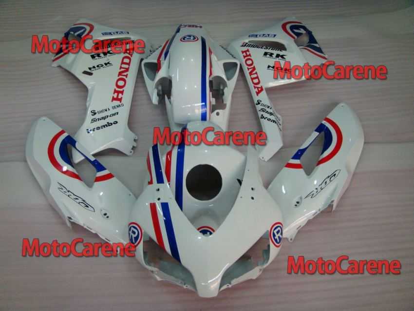 HONDA CBR 1000RR Year 04 05 Carena ABS Kit Bodywork Fairing Art 45 Repsol Special Edition