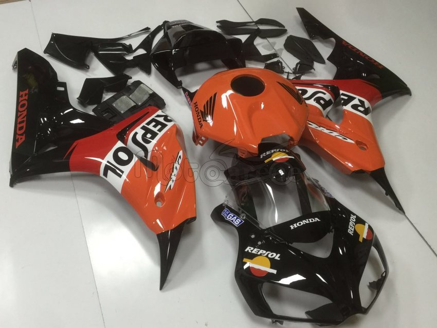 HONDA CBR 1000 RR Year 06 07 Carena ABS Kit Bodywork Fairing Art 04 repsol Hrc