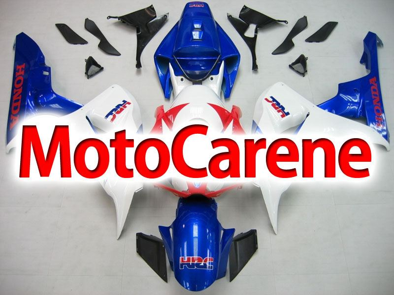 HONDA CBR 1000 RR Year 06 07 Carena ABS Kit Bodywork Fairing Art 21 Bianca Blu rosso