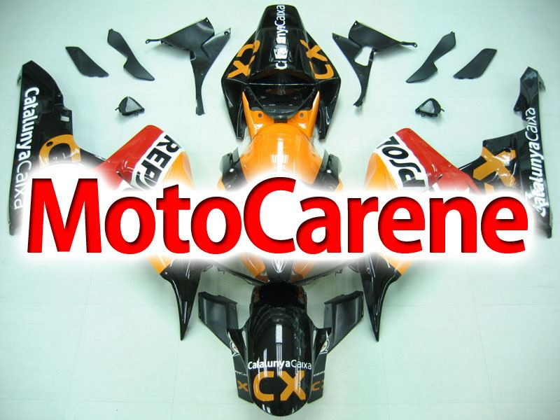 HONDA CBR 1000 RR Year 06 07 Carena ABS Kit Bodywork Fairing Art 52 Repsol HRC Catalunya