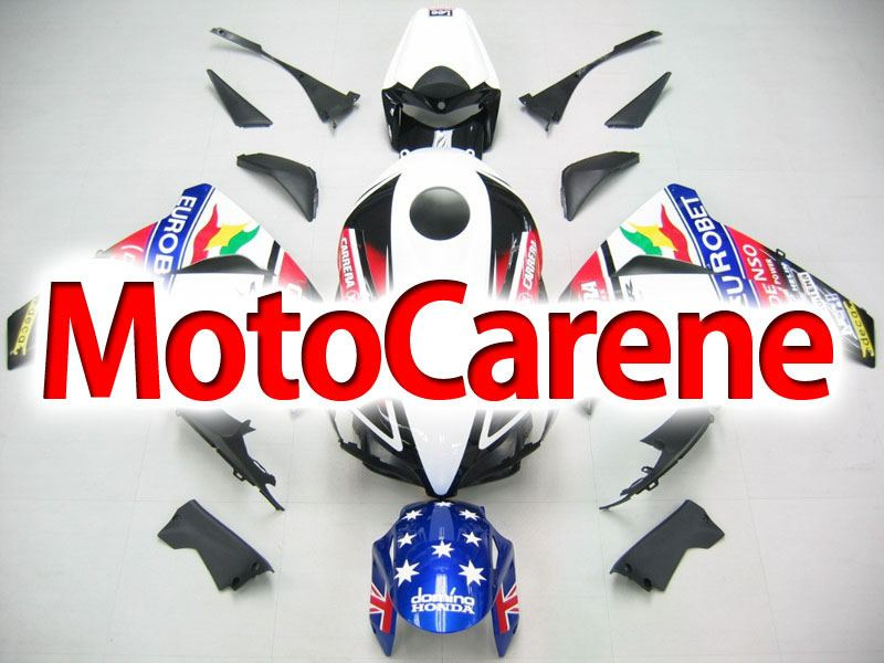 HONDA CBR 1000 RR Anno 08 11 Carena ABS Kit Bodywork Fairing Art 02 Denso Motogp