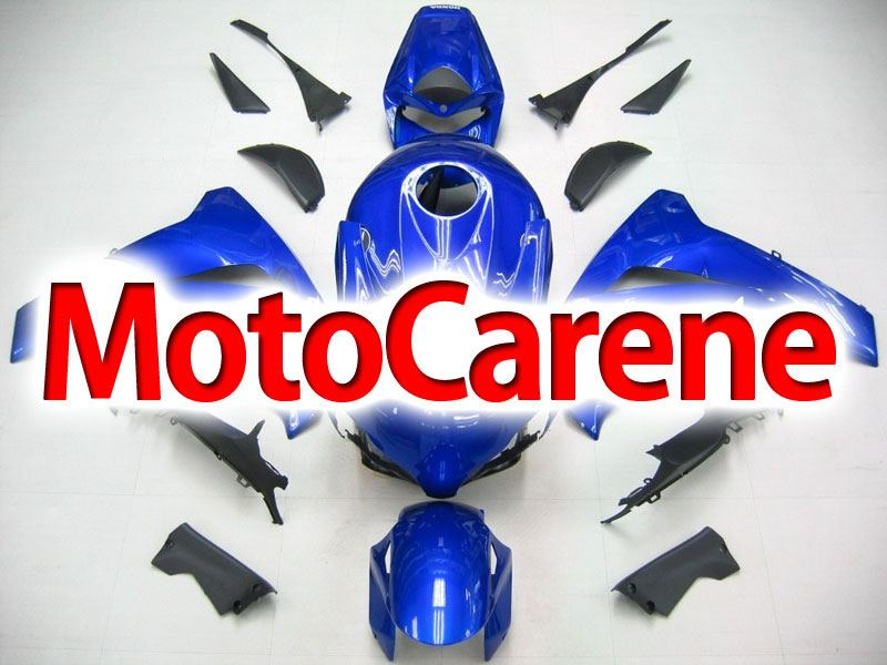 HONDA CBR 1000 RR Anno 08 11 Carena ABS Kit Bodywork Fairing Art 30 Blu Totale