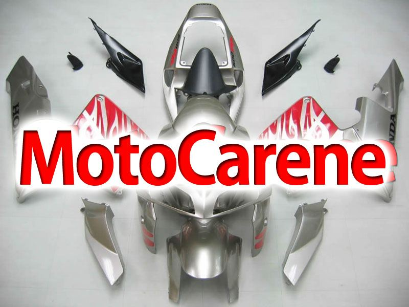 Honda CBR 600 RR 2005-2006 CARENA ABS ART 59 GREY FIRE RED