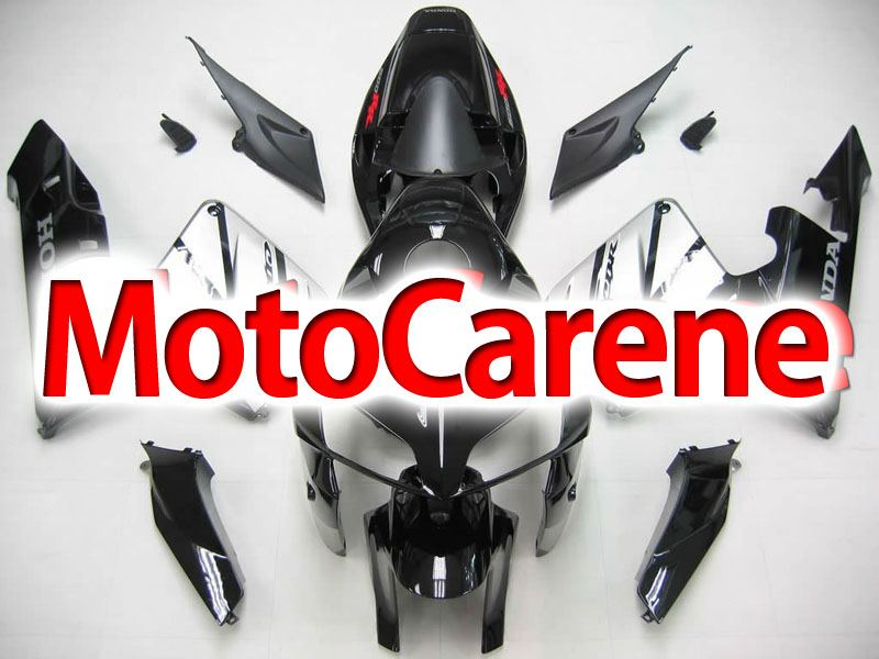 Honda CBR 600 RR 2005-2006 CARENA ABS ART 61 BLACK GREY