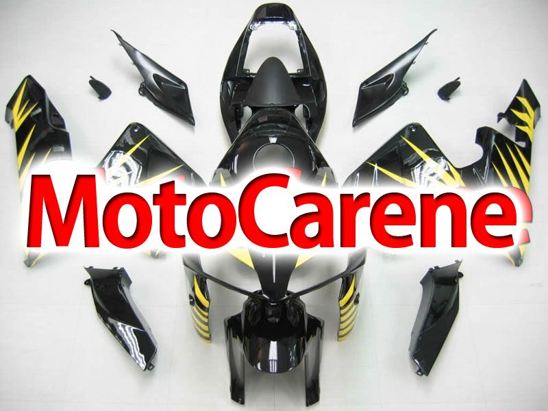 Honda CBR 600 RR 2005-2006 CARENA ABS ART 63 SHOCK YELLOW