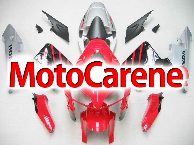 Honda CBR 600 RR 2005-2006 CARENA ABS ART 66 RED GREY BLACK