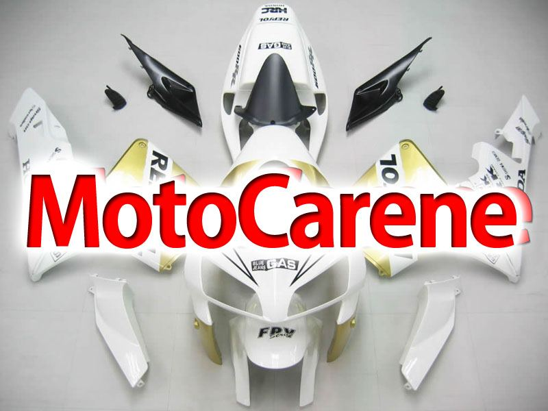 Honda CBR 600 RR 2005-2006 CARENA ABS ART 71 REPSOL GOLD HRC