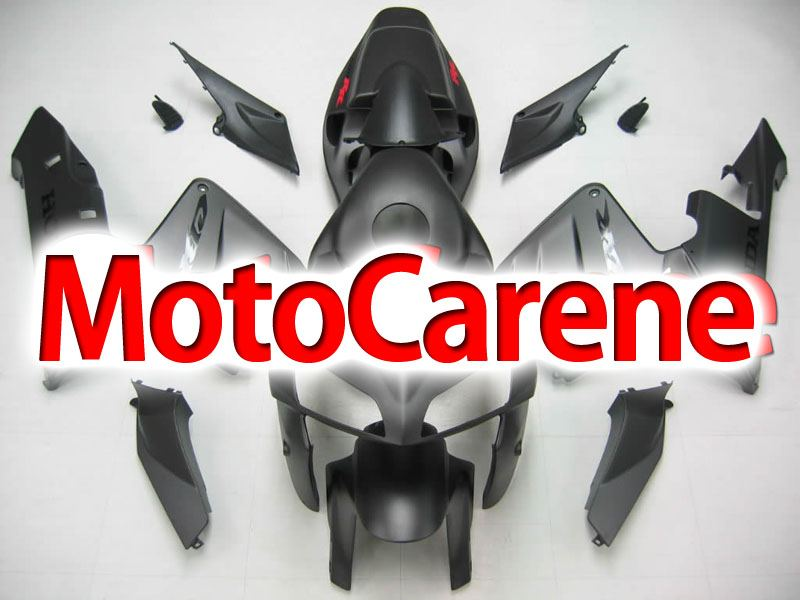 Honda CBR 600 RR 2005-2006 CARENA ABS ART 72 NERO TOTALE OPACO