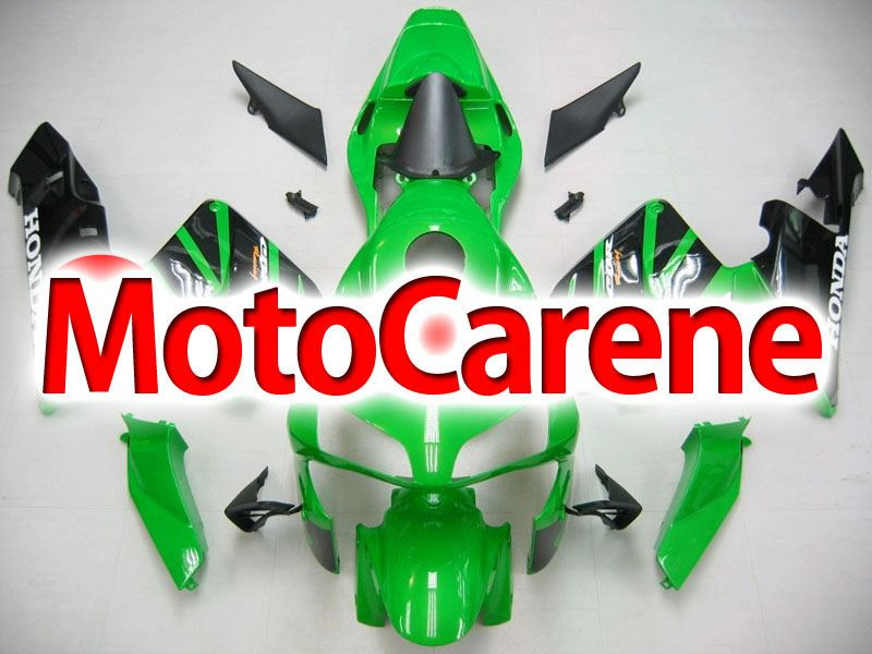 Honda CBR 600RR Fairing Kit Carena ABS Anno 03 04 Art.51 Verde lucido